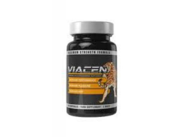 Ingredients of The Viacen Male Enhancement