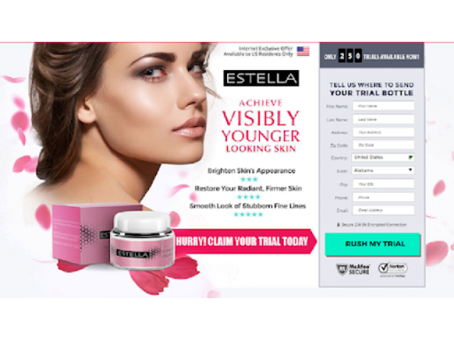 Estella Cream : Skin Cream Reviews, Side Effects & Cost Where to buy